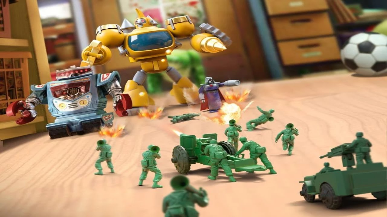 Army Men Strike Hack For Unlimited Gold & Plastic