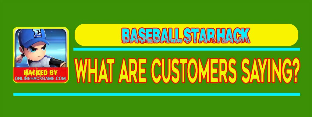 Baseball Star Hack What Are Customers Saying