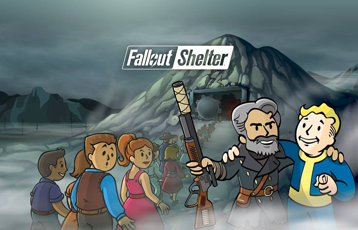 Fallout Shelter Hack For Unlimited Caps & Lunchboxes