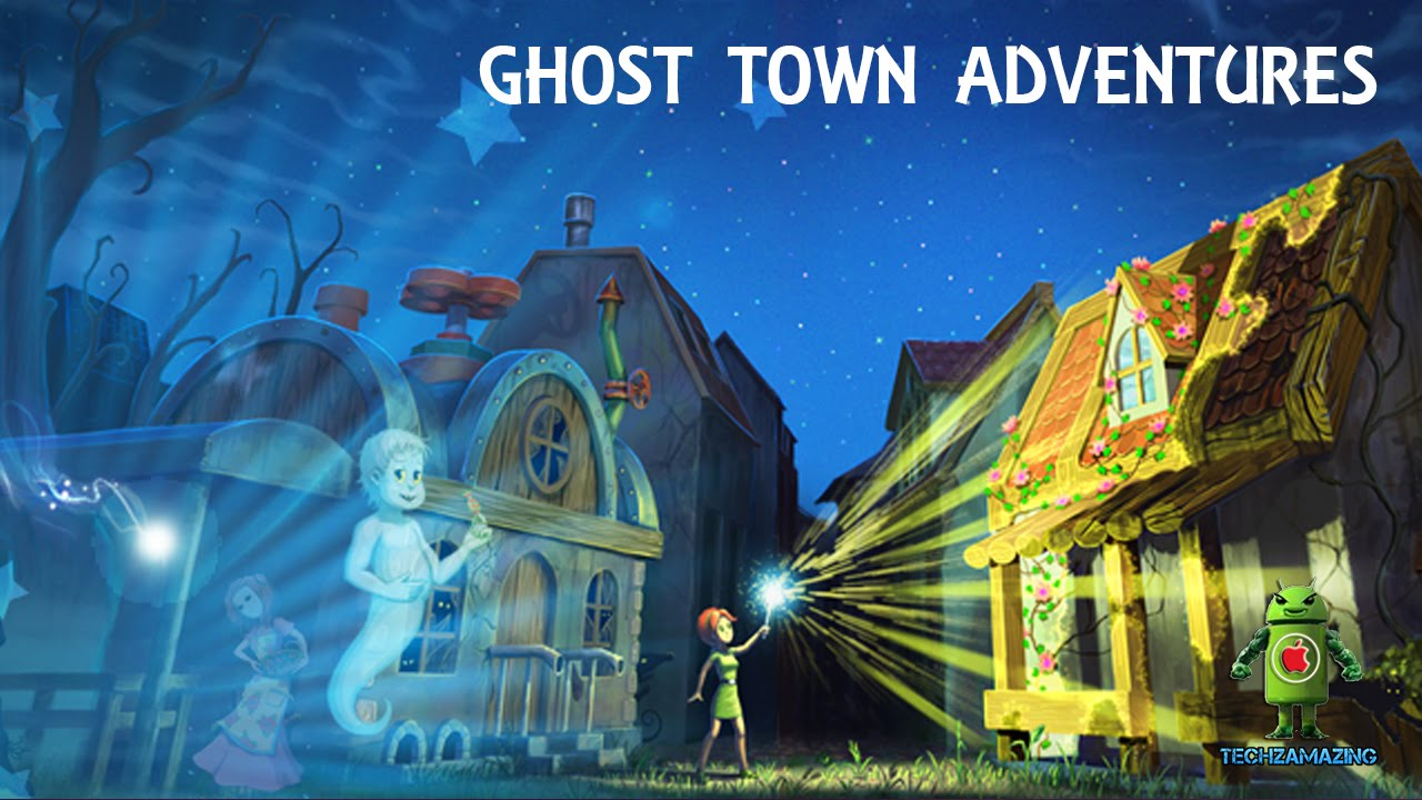 Ghost Town Adventures Hack