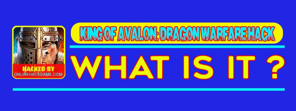 King of Avalon Cheats What is it