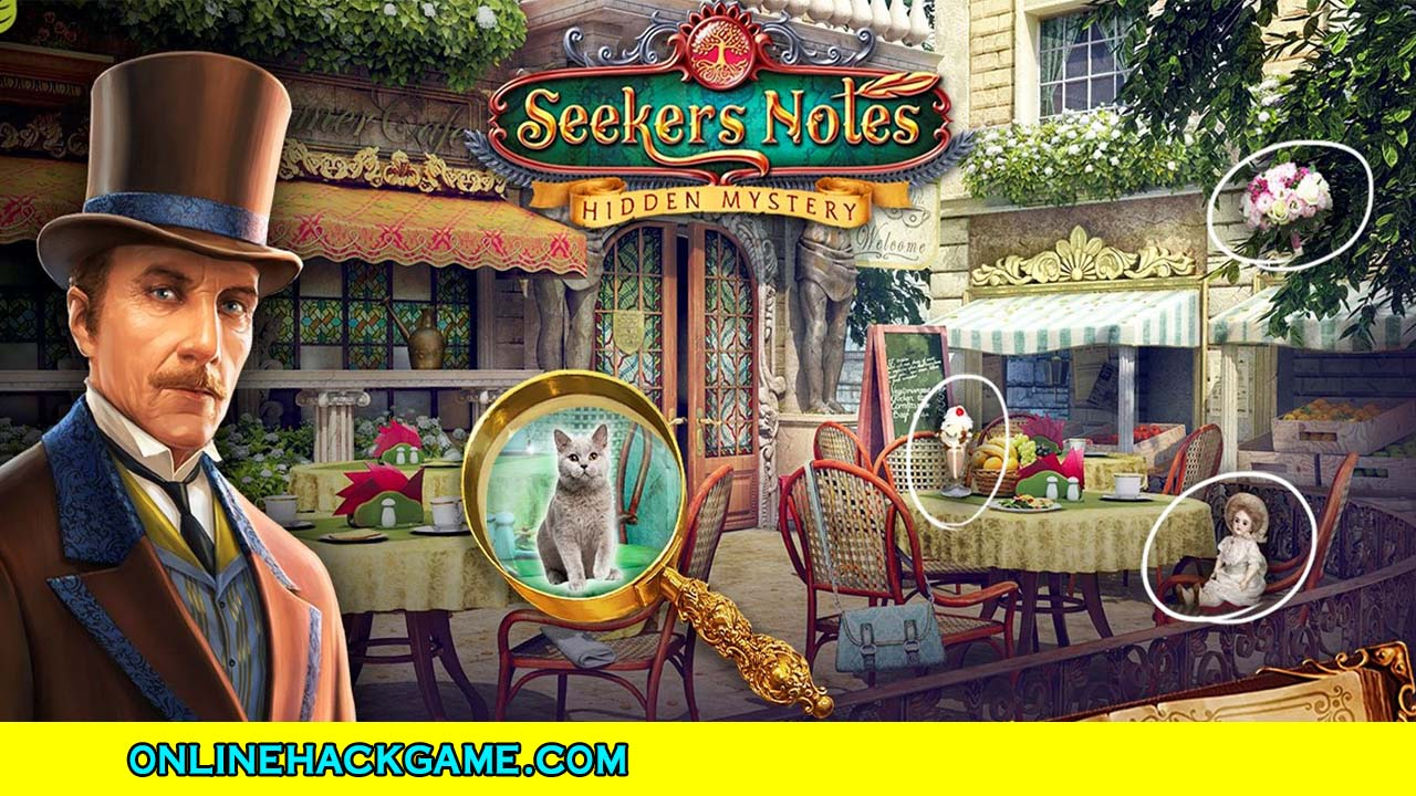 Seekers Notes Hack - ONLINEHACKGAME