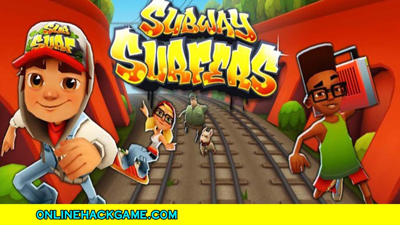 Subway Surfers Hack - ONLINEHACKGAME
