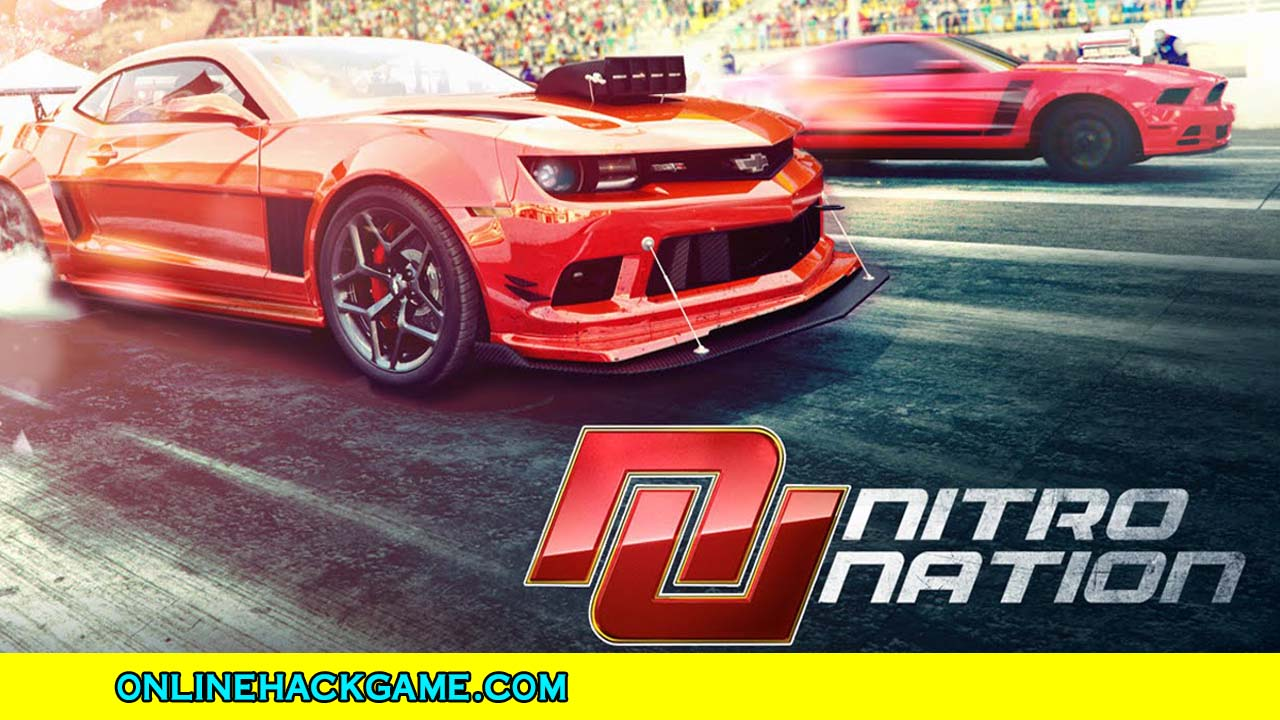 Nitro Nation Hack - ONLINEHACKGAME