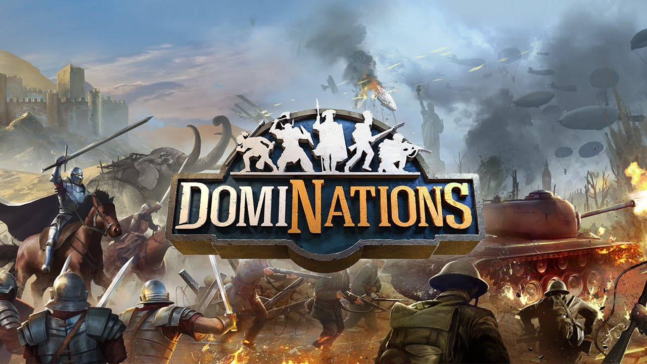 DomiNations Hack Unlimited Gold, Food & Crowns