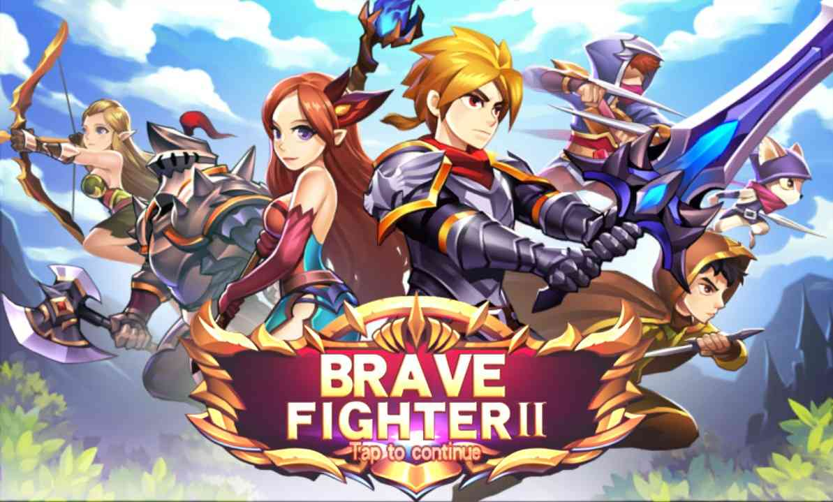 Brave Fighter2 Hack Unlimited Diamonds & Gold