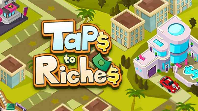 Taps to Riches Hack Unlimited Gems & Cash