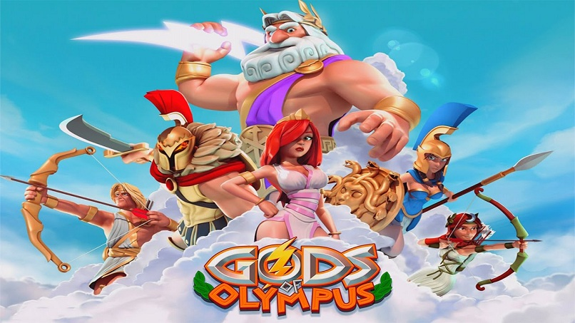 Gods of Olympus Hack Unlimited Gems & Gold