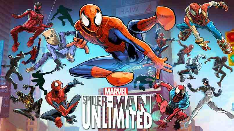 Spider-Man Unlimited Hack