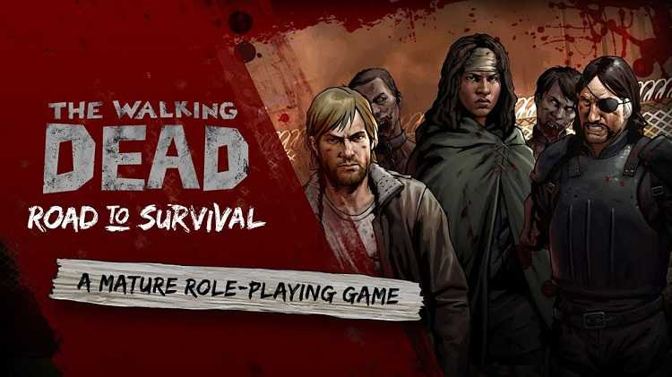 The Walking Dead Road To Survival Hack