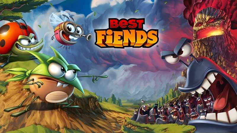 Best Fiends Hack Cheats Unlimited Diamonds And Gold