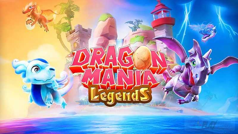 Dragon Mania Legends Hac