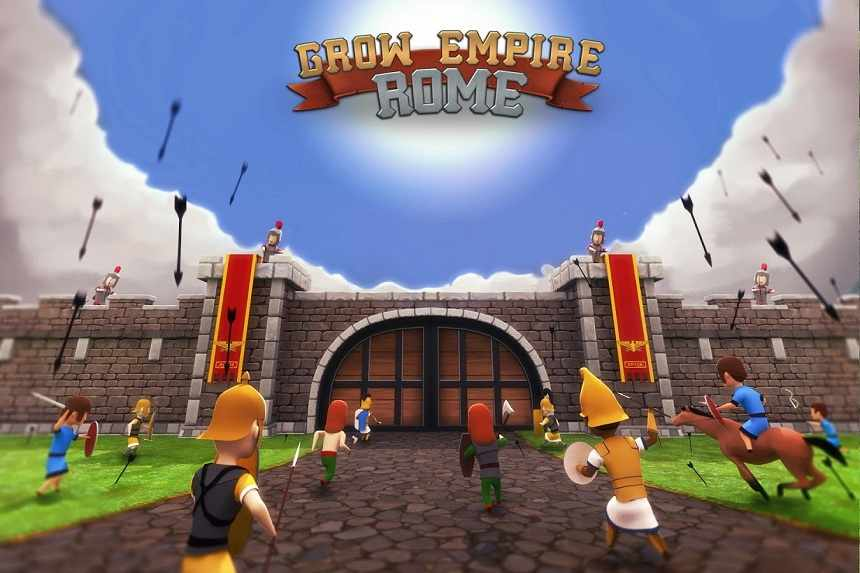Grow Empire Rome Hack Cheats Unlimited Gold