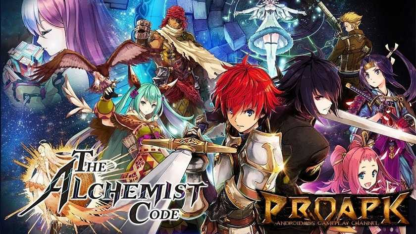 The Alchemist Code Hack Cheats Unlimited Coins & Gems