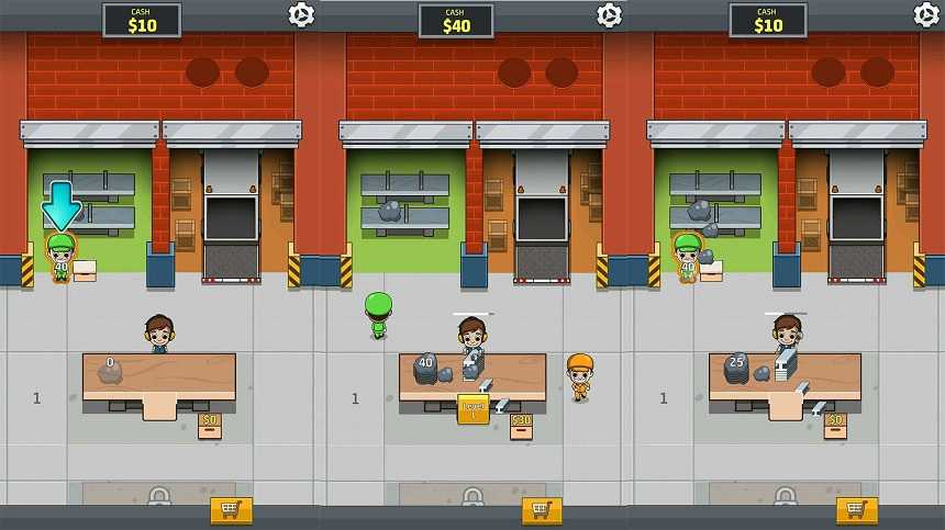 Idle Factory Tycoon Hack Cheats Unlimited Cash