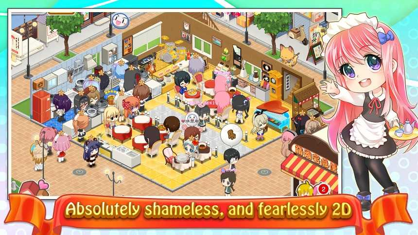 Moe Girl Cafe 2 Hack Cheats Unlimited Diamonds