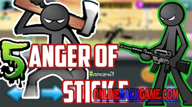 Anger Of Stick 5 Hack Cheats Unlimited Gems