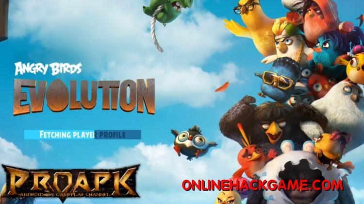 Angry Birds Evolution Hack Cheats Unlimited Gems