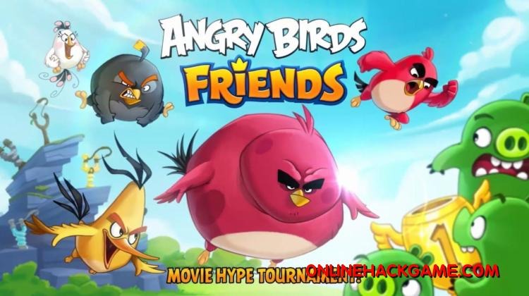 Angry Birds Friends Hack Cheats Unlimited Bird Coins