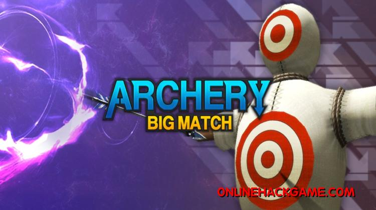 Archery Big Match Hack Cheats Unlimited Diamonds