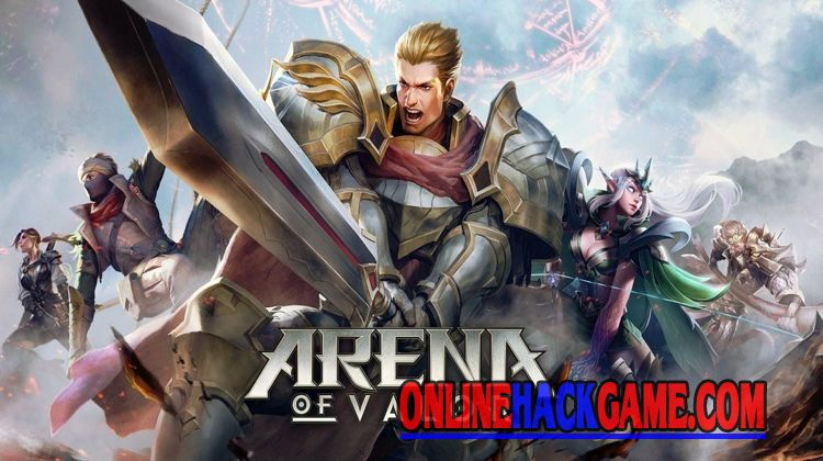 Arena Of Valor Hack Cheats Unlimited Vouchers