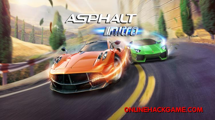 Asphalt Nitro Hack Cheats Unlimited Tokens