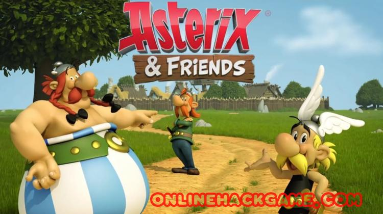 Asterix And Friends Hack Cheats Unlimited Roman Helmets montant