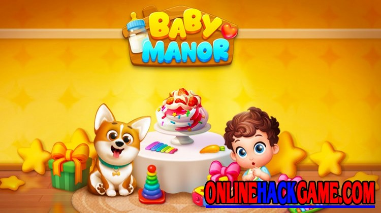 Baby Manor Hack Cheats Unlimited Coins