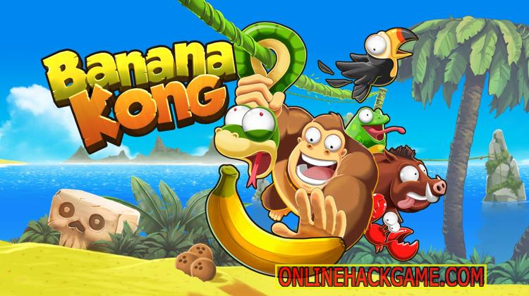 Banana Kong Hack Cheats Unlimited Golden Hearts
