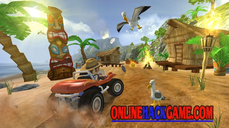 Beach Buggy Racing Hack Cheats Unlimited Gems