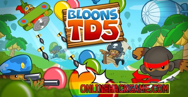 Bloons Td 5 Hack Cheats Unlimited Cash