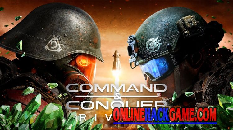 Command and Conquer Hack Cheats Unlimited Diamonds