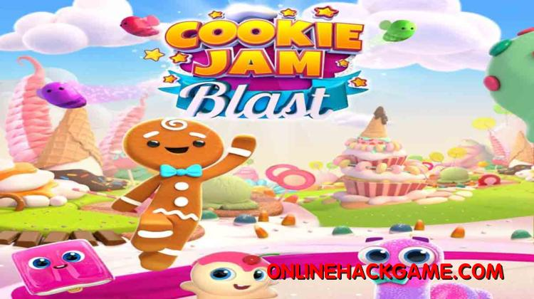 Cookie Jam Blast Hack Cheats Unlimited Coins