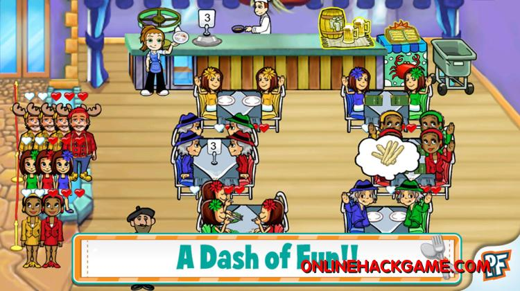 Cooking Dash Hack Cheats Unlimited Gold