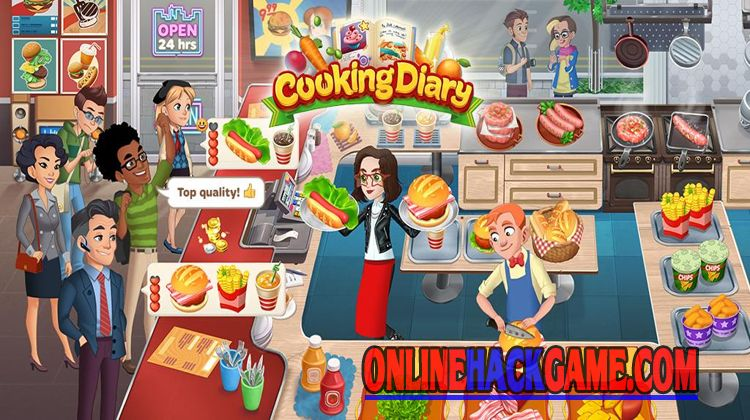 Cooking Diary Hack Cheats Unlimited Rubies