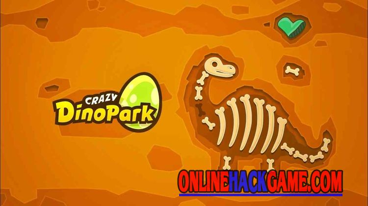 Crazy Dino Park Hack Cheats Unlimited Gems