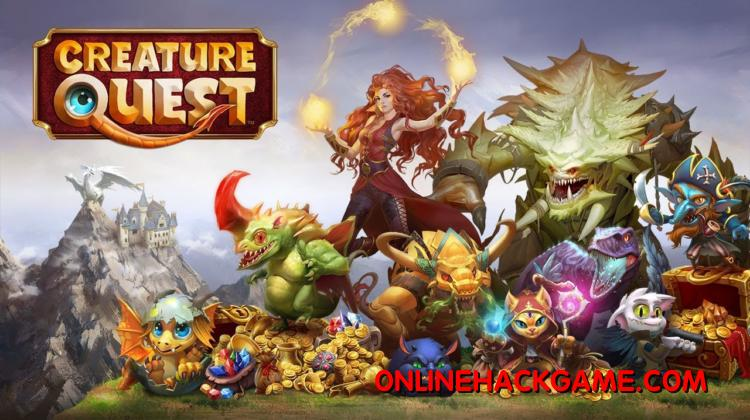 Creature Quest Hack Cheats Unlimited Diamonds