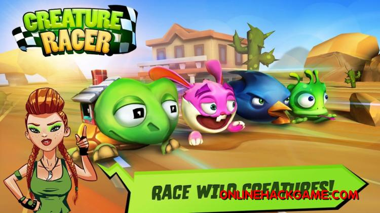 Creature Racer Hack Cheats Unlimited Gems