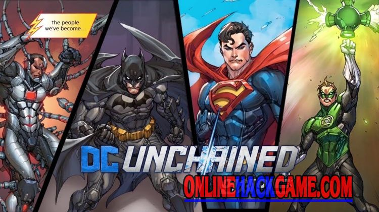 DC Unchained Hack Cheats Unlimited Gems