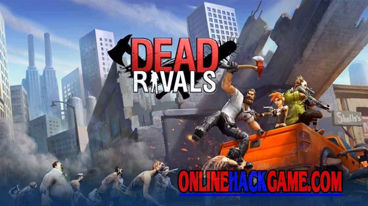 Dead Rivals Hack Cheats Unlimited Diamonds