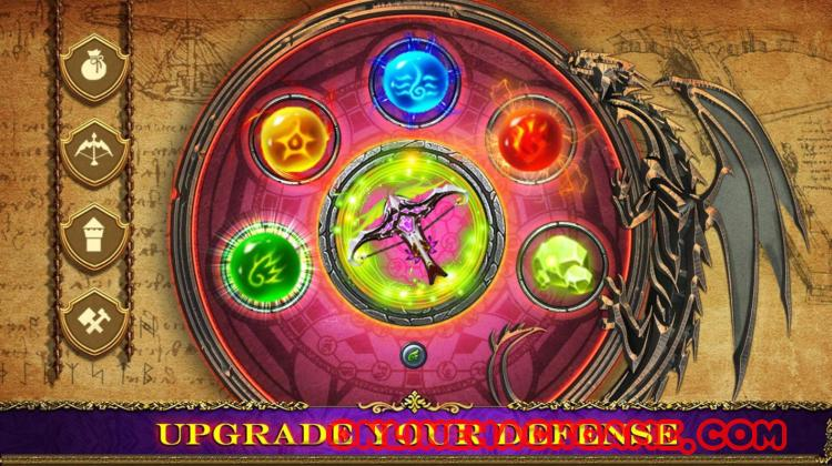 Defender 3 Hack Cheats Unlimited Crystals