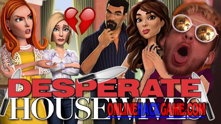 Desperate Housewives The Game Hack Cheats Unlimited Diamonds