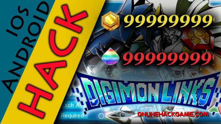 Digimonlinks Hack Cheats Unlimited Digistone
