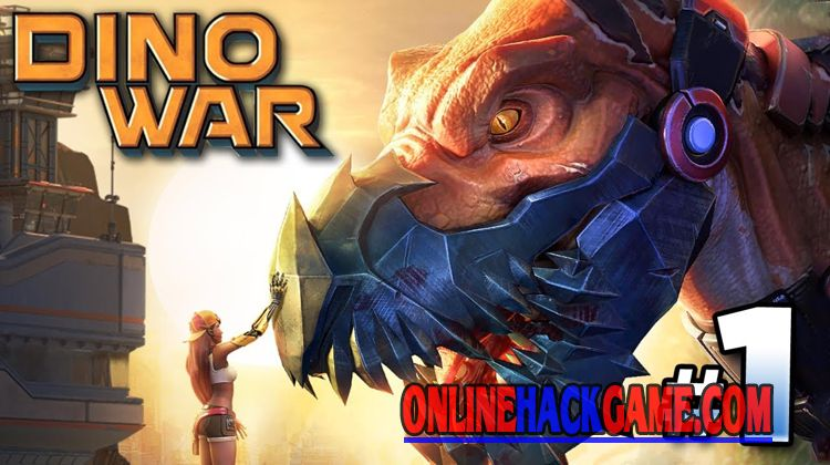Dino War Hack Cheats Unlimited Diamonds