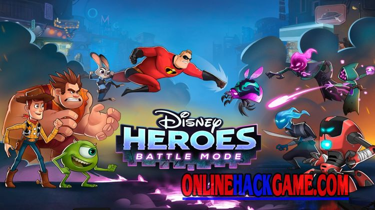 Disney Heroes Battle Mode Hack Cheats Unlimited Diamonds