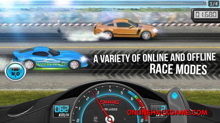 Drag Racing Hack Cheats Unlimited Rp