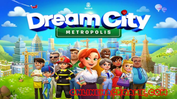Dream City Metropolis Hack Cheats Unlimited Gems