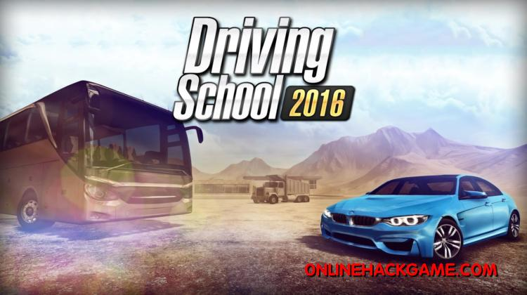 Driving School 2016 Hack Cheats Unlimited Coins