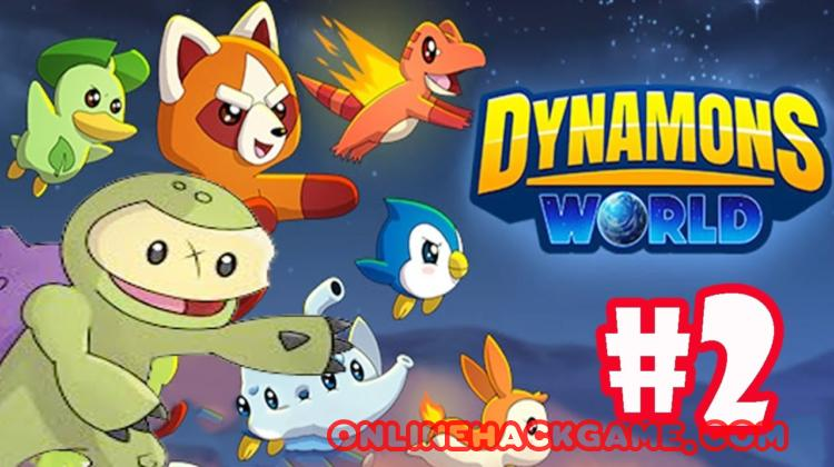Dynamons World Hack Cheats Unlimited Coins