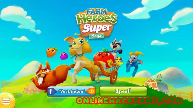 Farm Heroes Super Saga Hack Cheats Unlimited Gold Bars